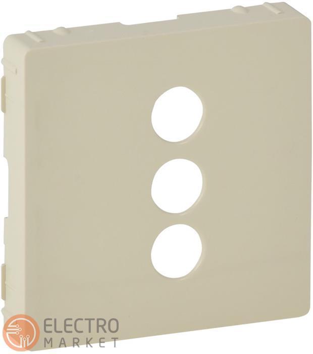 Лицевая панель Legrand Celiane для светорегулятора титан 68331